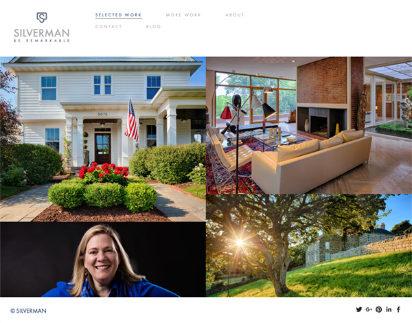 silverman_websitehomepage